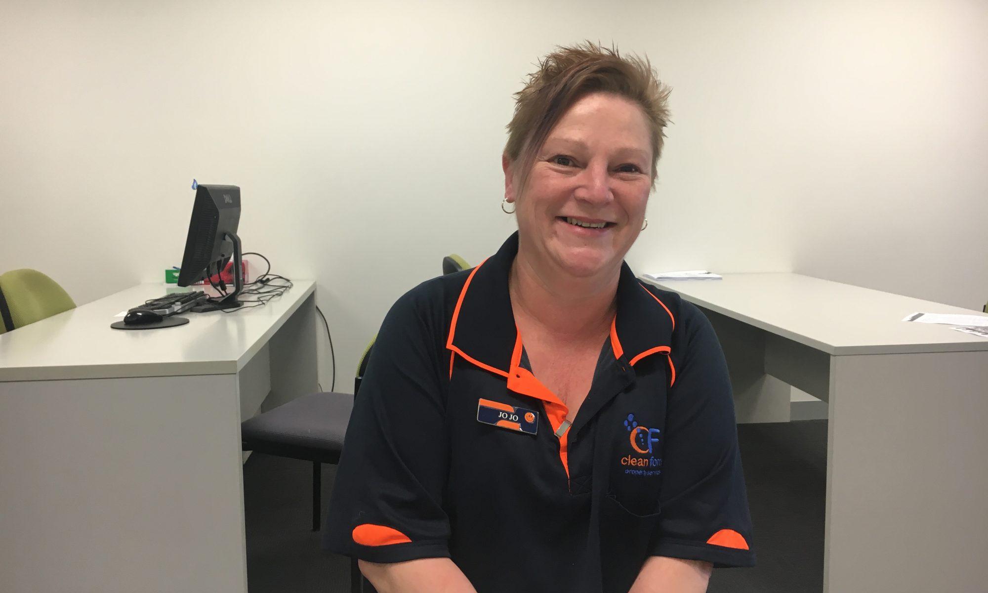 Jojo returns to work, more confident than ever